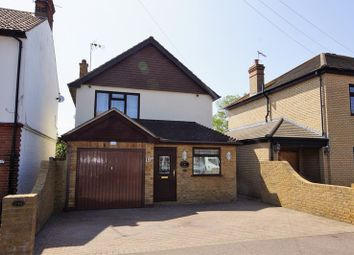 Thumbnail 3 bed detached house for sale in St. Andrews Road, Shoeburyness, Southend-On-Sea