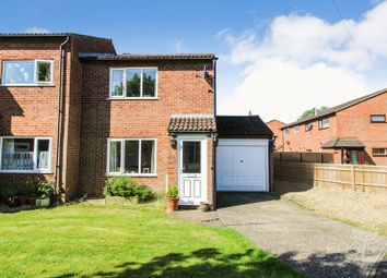 Thumbnail 2 bed end terrace house for sale in Walton Way, Newbury