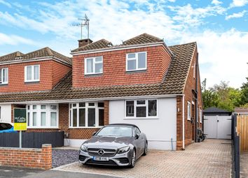 Grenville Drive, Church Crookham, Fleet GU51. 4 bed semi-detached house
