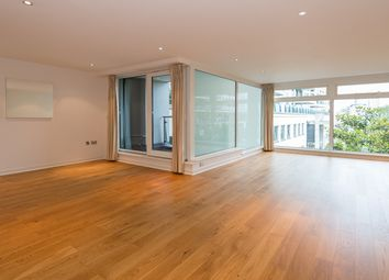 Thumbnail 3 bed flat to rent in Lensbury Avenue, London