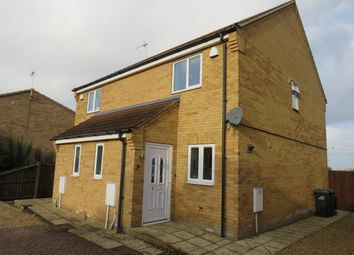 Thumbnail 2 bedroom property to rent in Lynn Road, Littleport, Ely