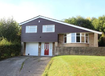 Thumbnail 5 bed detached house for sale in Tor Rise, Matlock
