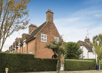 Thumbnail 3 bed terraced house to rent in Willifield Way, Hampstead Garden Suburb