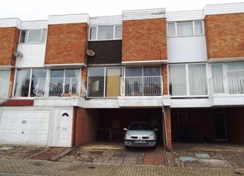 Thumbnail 4 bed town house for sale in Somerset Road, Southsea