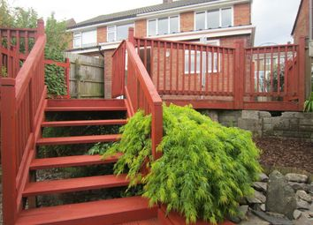 Thumbnail 3 bed semi-detached house to rent in Earls Mill Road, Plympton, Plymouth