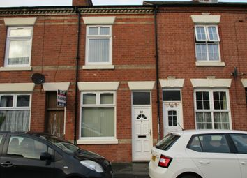 Thumbnail 3 bed terraced house to rent in Dorset Street, Leicester