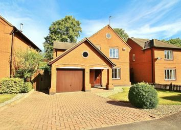 Thumbnail 3 bed detached house for sale in Hornecroft, Rothley, Leicestershire
