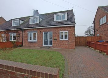 Thumbnail 2 bed semi-detached house for sale in Kirkley Drive, Ponteland, Newcastle Upon Tyne