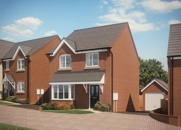 Thumbnail 3 bed detached house for sale in Synehurst Avenue, Evesham, Worcestershire