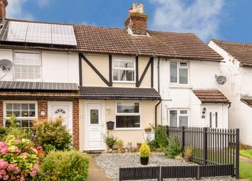 Thumbnail 2 bedroom terraced house for sale in Canterbury Road, Willesborough, Ashford