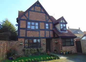 Thumbnail 5 bed detached house for sale in Applecroft, Lower Stondon, Henlow