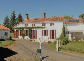 Thumbnail 6 bed property for sale in l-Absie, Deux-Sèvres, France