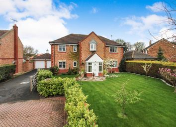 Thumbnail 4 bed detached house for sale in Beverley Road, Driffield