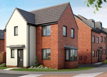 """Thumbnail 3 bed property for sale in """"Windsor"""" at Long Lands Lane, Brodsworth, Doncaster"""