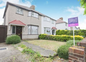 3 bed semi-detached house for sale in Sutlej Road, Charlton SE7