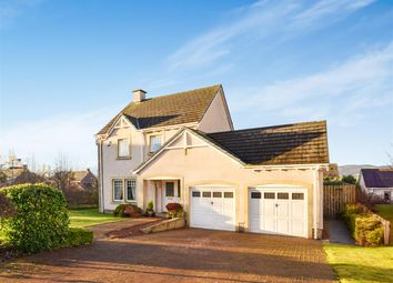 Thumbnail 3 bed detached house for sale in Brandywell Road, Abernethy, Perth