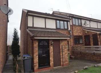 Thumbnail 1 bed flat for sale in Peel Street, Dukinfield
