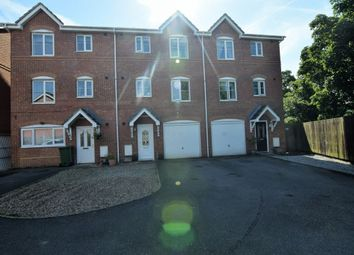 Thumbnail 3 bed town house for sale in Shearburn Close, Ossett