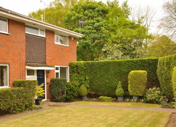 Thumbnail 3 bed end terrace house for sale in Vicarage Close, St Albans