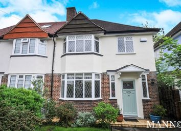 3 bed semi-detached house to rent in Whittell Gardens, London SE26