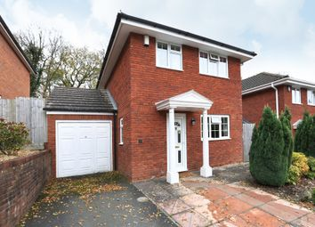 Thumbnail 4 bed detached house for sale in Paddock Close, Plymstock, Plymouth
