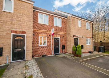 Thumbnail 2 bed terraced house to rent in Ivywood Close, Lincoln