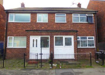 Thumbnail 3 bed semi-detached house to rent in Aberdeen Street, Hull