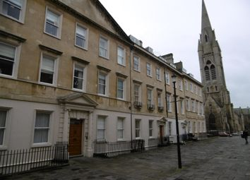 Thumbnail 2 bed flat to rent in Duke Street, Bath