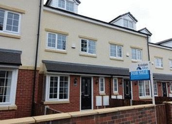 Thumbnail 4 bed mews house for sale in Parkhills Road, Bury