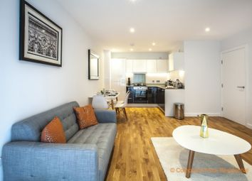 Thumbnail 1 bed flat to rent in Tinderbox House, Octavius Street, Deptford