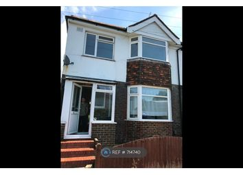Thumbnail 4 bedroom semi-detached house to rent in Eastbourne Road, Brighton