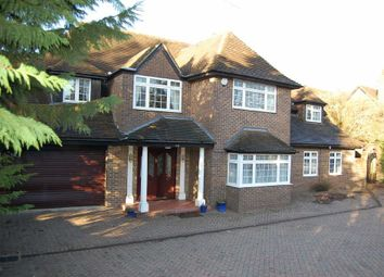 Thumbnail 8 bed detached house to rent in Old Bedford Road, Luton
