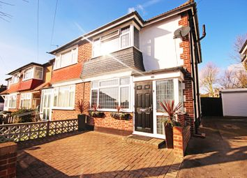 Thumbnail 3 bed end terrace house for sale in Southern Drive, Loughton