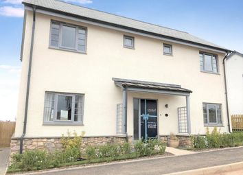 Thumbnail 4 bedroom detached house for sale in Paignton Road, Stoke Gabriel, Totnes