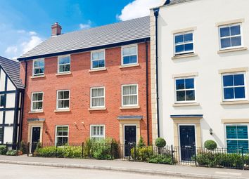 Thumbnail 4 bed town house to rent in St Annes Lane, Welsh Row, Nantwich