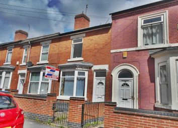 Thumbnail 3 bed terraced house to rent in St. James Road, New Normanton, Derby