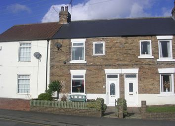 Thumbnail 3 bed terraced house to rent in Eden Terrace, Willington, Crook