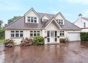 The Heath, Chaldon, Caterham, Surrey CR3. 4 bed detached house