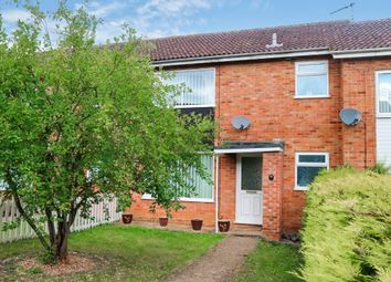 Thumbnail 3 bed terraced house for sale in Lambert Close, Halesworth