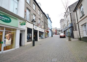 Thumbnail Commercial property to let in Hall Street, Carmarthen