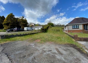 Thumbnail Land for sale in Heol Bryngwili, Cross Hands, Llanelli