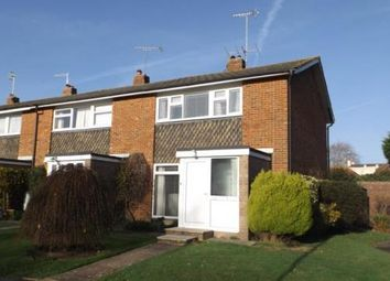 Thumbnail 2 bed end terrace house for sale in Old Rectory Gardens, Felpham, West Sussex