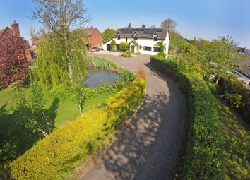 Thumbnail 4 bed detached house for sale in Fuller's Close, Toft Monks, Beccles