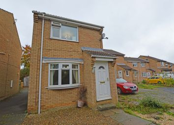 Thumbnail 2 bed link-detached house for sale in Wain Close, Eastfield, Scarborough