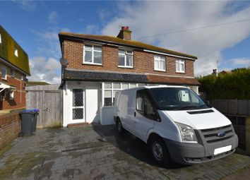Thumbnail 2 bed semi-detached house for sale in Penhill Road, Lancing, West Sussex