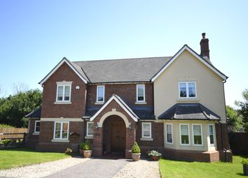 Thumbnail 5 bed detached house for sale in Morda Close, Oswestry, Shropshire