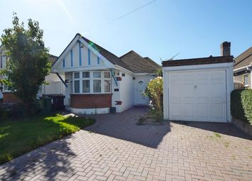 Thumbnail 2 bed detached bungalow for sale in Newbury Gardens, Epsom, Surrey