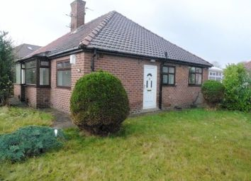 Thumbnail 2 bedroom bungalow for sale in Bradford Park Drive, The Haulgh, Bolton