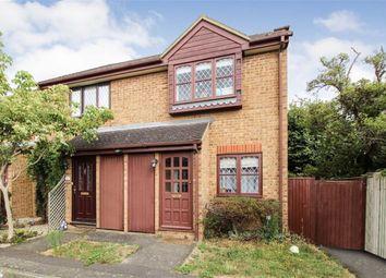 Thumbnail 2 bed end terrace house for sale in Langton Close, Cippenham, Slough