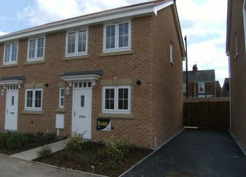 Thumbnail 2 bed semi-detached house to rent in Archdale Close, Chesterfield